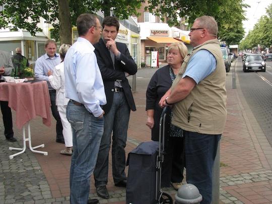 Bürgersprechstunde BO-Linden mit Thomas Eiskirch