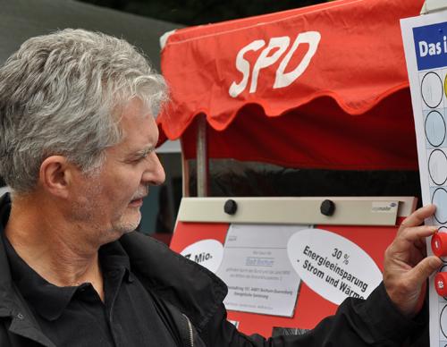 Hermann Päuser, stellvertretender Vorsitzender der SPD-Ratsfraktion.