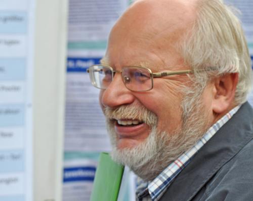 Gerd Krüger, stellvertretendes Mitglied im Umweltausschuss.