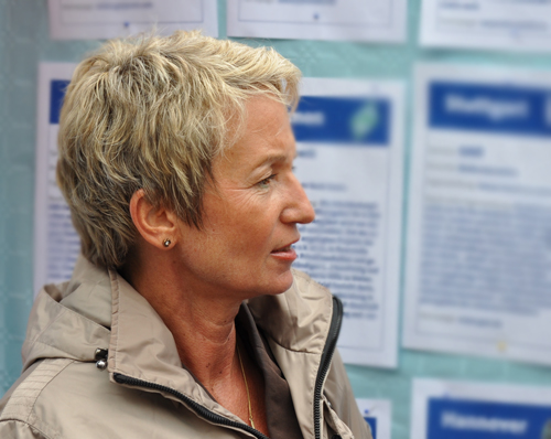 Martina Schmück-Glock ist umweltpolitische Sprecherin der SPD-Ratsfraktion.