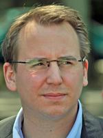 Burkart Jentsch ist Mitglied im Ausschuss für Planung und Grundstücke.