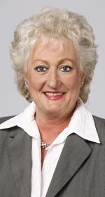 Ratsmitglied Christina Knappe