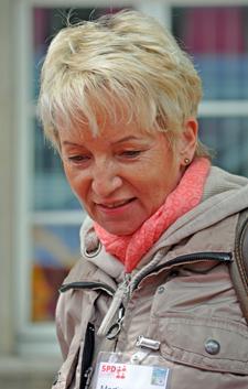 Martina Schmück-Glock ist umweltpolitische Sprecherin der SPD-Ratsfraktion Bochum.