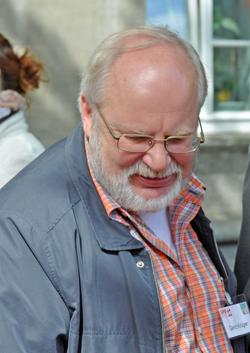 Umwelttag 2012 in Bochum: SPD-Ratsmitglied Gerd Krüger.