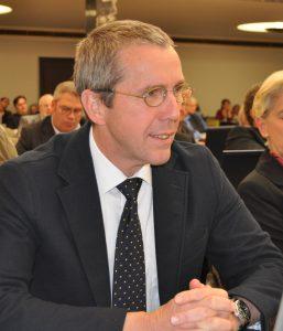 Ernst Steinbach ist bildungspolitischer Sprecher der SPD-Ratsfraktion Bochum.