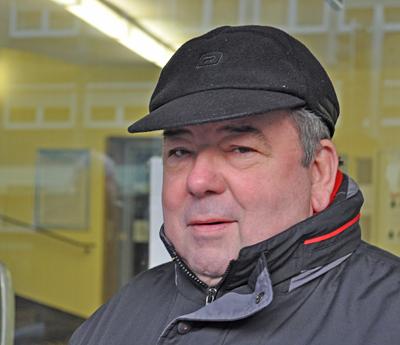 Ratsmitglied Friedhelm Lueg (Bochum-Ehrenfeld)