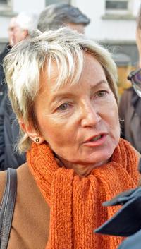 Martina Schmück-Glock, Sprecherin der SPD im Umwelt- und Verkehrsausschuss des Bochumer Rates.