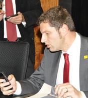Landtagsabgeordneter Thomas Eiskirch, Vorsitzender der SPD Bochum