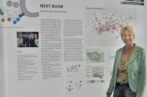 Das Bochumer Ratsmitglied Martina Schmück-Glock ist Vorsitzende der SPD-Fraktion im Ruhrparlament, der Versammlung des Regionalverbands Ruhr (RVR). Der Verband hatte den Wettbewerb mit Unterstützung der Landesregierung ausgelobt.