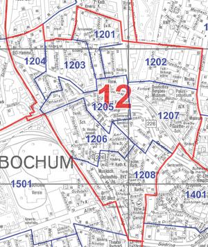 Innenstadt-Nord/Schmechtingwiese (Wahlbezirk 12)