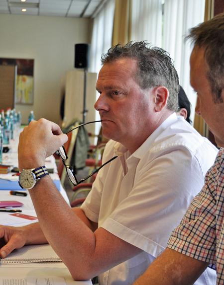 Dirk Marten kommt aus Weitmar in den Rat. Er ist Nachfolger von Herbert Kastner.