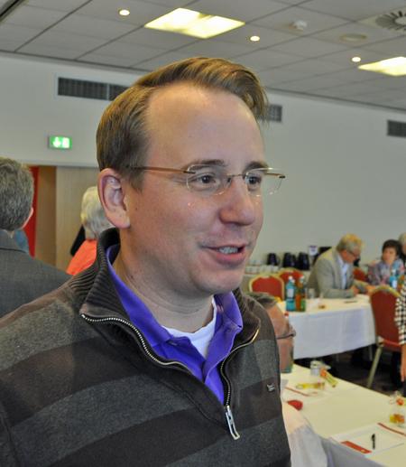 Burkart Jentsch ist neu im Rat, aber kein Neuling: Er gehörte bisher der Bezirksvertretung Wattenscheid und – als sachkundiger Einwohner – dem Ausschuss für Wirtschaft, Infrastruktur- und Stadtentwicklung an.