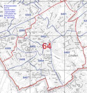 Wahlbezirk 64 - Linden