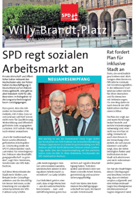 SPD-Ratsfraktion: Willy-Brandt-Platz Nr. 33