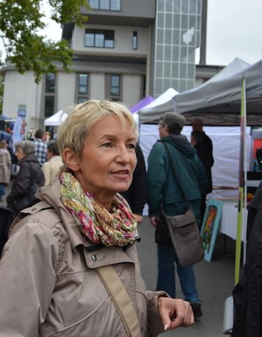 Ratsmitglied Martina Schmück-Glock