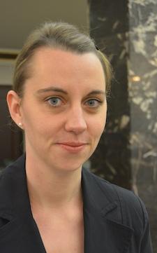 Deborah Steffens ist unter anderem Mitglied im  Ausschuss für Beteiligung und Controlling.
