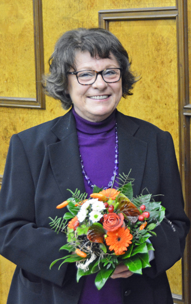 Gudrun Goldschmidt (SPD) Vorsitzende des Seniorenbeirats Bochum