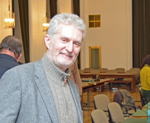 Hermann Päuser: 25 Jahre JHA-Vorsitz