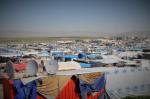 Aktuelle Wohnsituation der Flüchtlinge