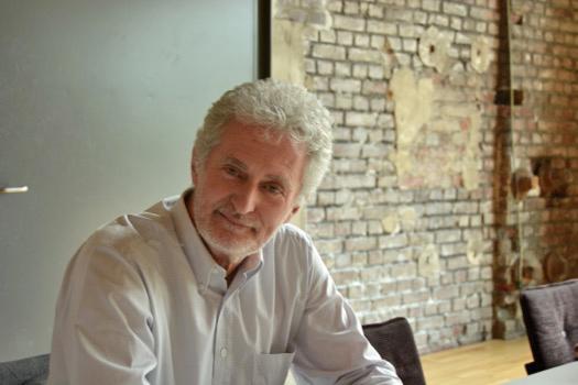 Hermann Päuser treibt die Weiterentwicklung des Kinderbüros zu einem Familienbüro voran.