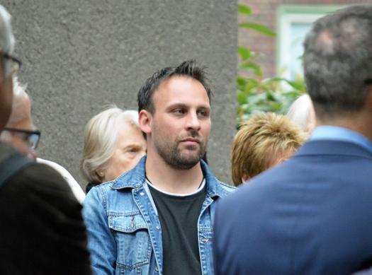 Ratsmitglied Marc Hildebrand