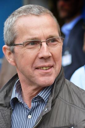Ernst Steinbach, Mitglied im Vorstand der SPD-Ratsfraktion Bochum und Vorsitzender des Ausschusses für Schule und Bildung