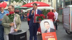 Auftakt Straßenwahlkampf SPD Bochum (4)