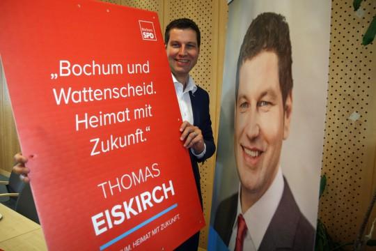 Thomas Eiskirch - Bochum und Wattenscheid - Heimat mit Zukunft