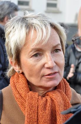 Martina Schmück-Glock (SPD) ist Mitglied des Rates der Stadt Bochum und Vorsitzende des Ausschusses für Umwelt, Sicherheit und Ordnung.