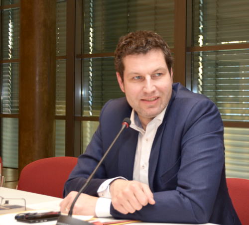 Oberbürgermeister Thomas Eiskirch