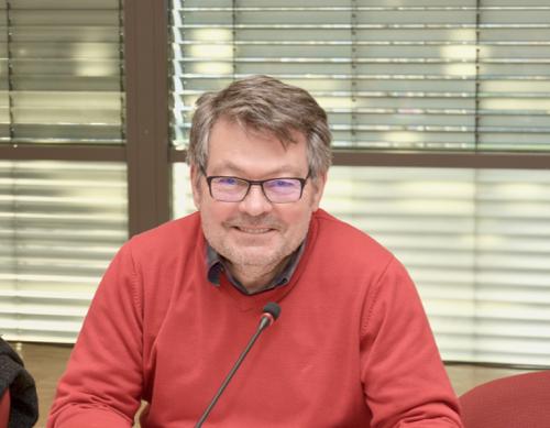 Peter Herzog, sportpolitischer Sprecher der SPD-Ratsfraktion