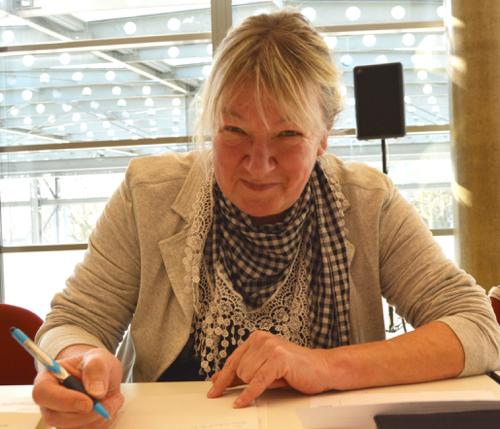 Bürgermeisterin Gaby Schäfer, Sprecherin der SPD im Ausschuss für Gesundheit und Soziales