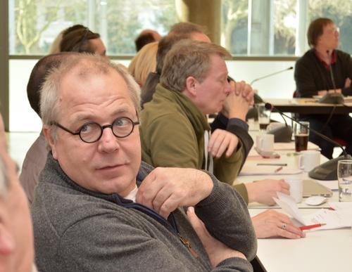 Johannes Scholz-Wittek (li.) ist Sprecher der SPD im Ausschuss für Kinder, Jugend und Familie.