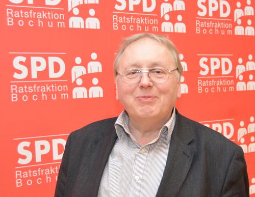 Ratsmitglied Rainer Schug