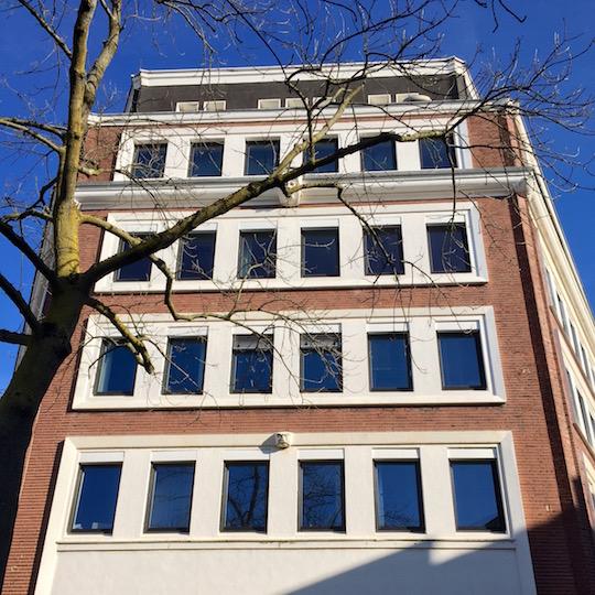 Fritz-Husemann-Haus der IGBCE in Bochum, Sitz der Geschäftsstelle des SPD-Unterbezirkes Bochum