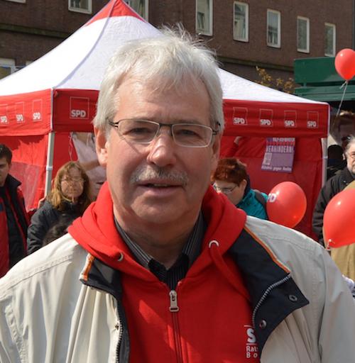 Peter Reinirkens ist Vorsitzender der SPD-Ratsfraktion Bochum.