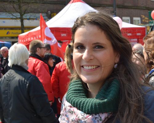 Maria Hagemeister, Mitglied im Ausschuss für Kinder, Jugend und Familie