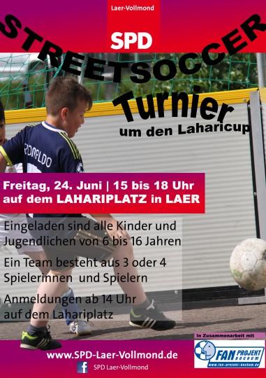 Laharicup 2016 der SPD Bochum Laer-Vollmond
