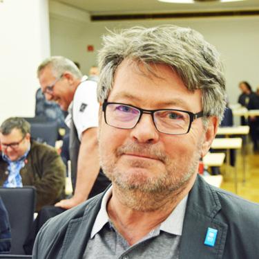 Peter Herzog ist Sprecher der SPD-Ratsfraktion im Ausschuss für Sport und Freizeit.