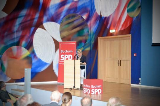 70 Jahre NRW - Matinee in Bochum: Carina Gödecke, Präsidentin des nordrhein-westfälischen Landtages