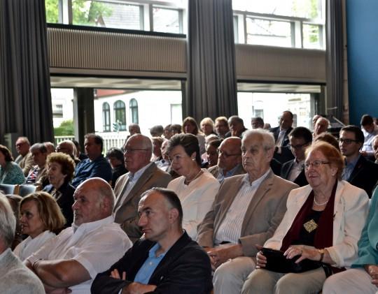 70 Jahre NRW - Matinee in Bochum: Zuschauer