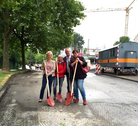 Ausbau der Bessemerstraße in Bochum