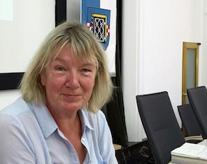 Bürgermeisterin Gaby Schäfer ist sozialpolitische Sprecherin der SPD-Ratsfraktion Bochum.