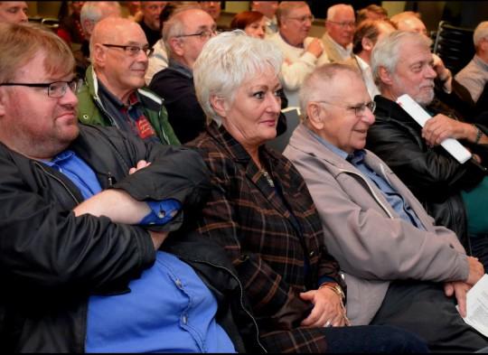 Delegierte der SPD Wattenscheid