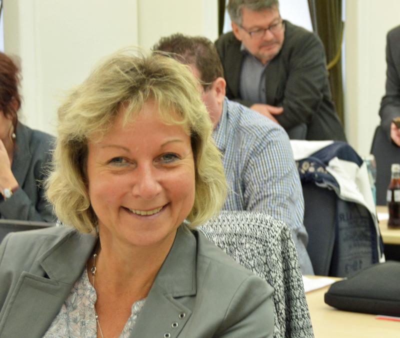 SPD-Ratsfraktion Bochum: Martina Schnell ist Mitglied des Vorstands der SPD-Ratsfraktion Bochum und Vorsitzende des Ausschusses für Infrastruktur und Mobilität. (c) SPD-Ratsfraktion Bochum, 2016