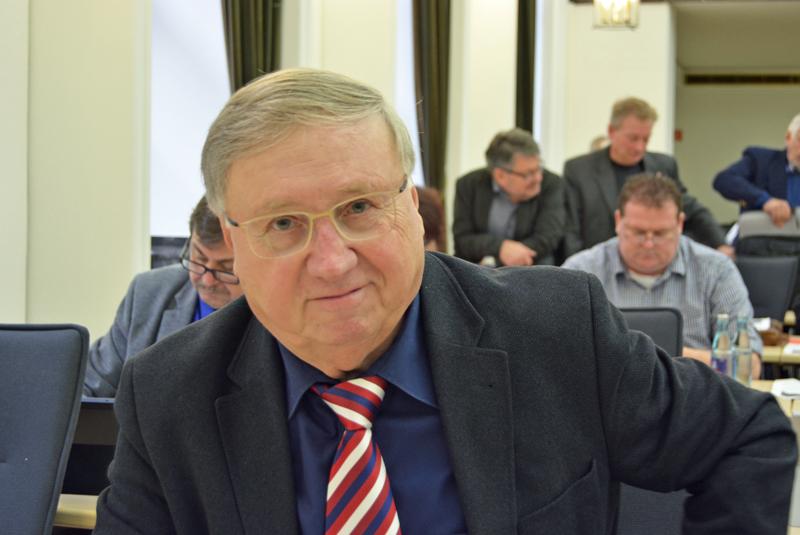 Dieter Fleskes ist stellvertretender Vorsitzender der SPD-Ratsfraktion und Sprecher im Ausschuss für Planung und Grundstücke.
