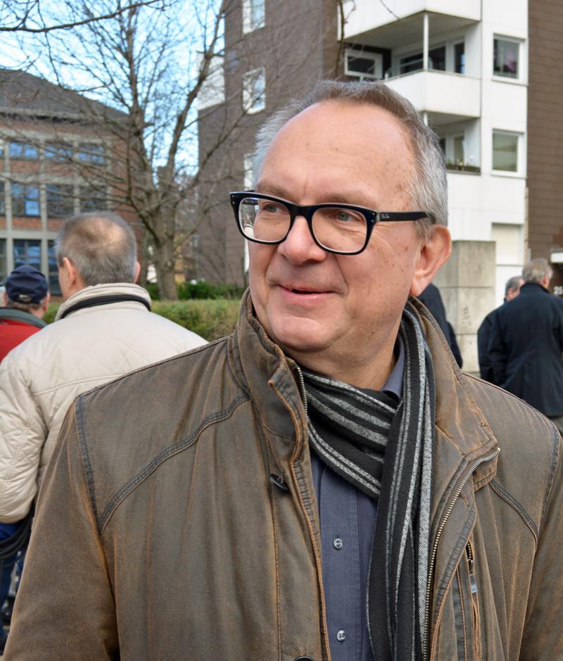 Dr. Hans Hanke, Sprecher der SPD im Ausschuss für Kultur
