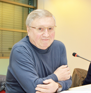 Ratsmitglied Dieter Fleskes