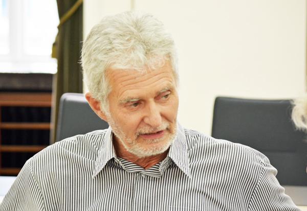 SPD-Ratsfraktion Bochum: Ratsmitglied Hermann Päuser