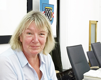 SPD-Ratsfraktion Bochum: Bürgermeisterin Gabriela Schäfer ist Sprecherin der SPD im Ausschuss für Arbeit, Gesundheit und Soziales.
